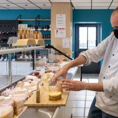 Ouest France annonce l'intégration de La Belle Fromagerie au Collège culinaire de France